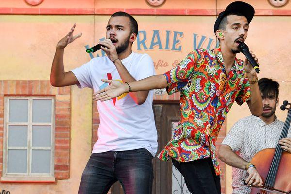 Biglo et Oli rejoignent la programmation des Déferlantes à Argelès-sur-mer cet été.