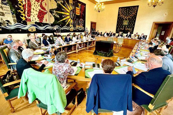 Le conseil départemental de la Creuse