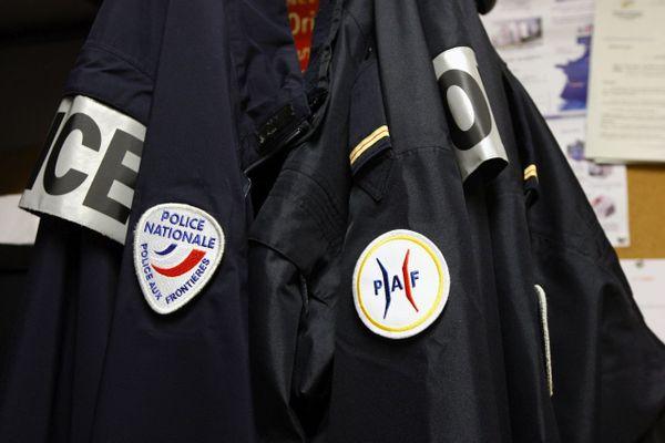 Illustration. Deux agents de la police aux Frontières (PAF) ont été condamnés pour violences et détournement de fonds, le 30 juillet 2020 à Gap (Hautes-Alpes).
