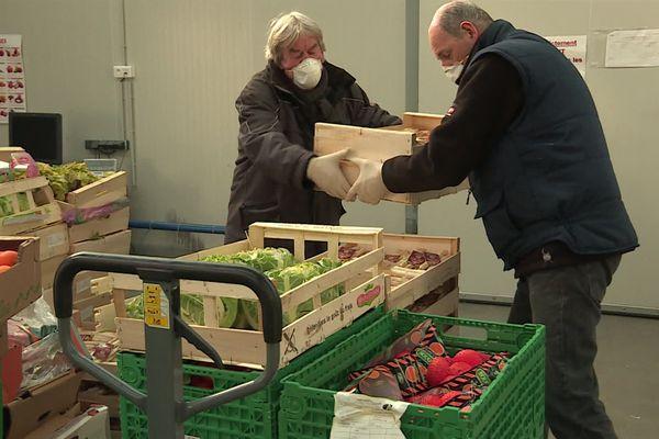 La Banque Alimentaire de Rouen toujours en service, mais jusqu'à quand ?
