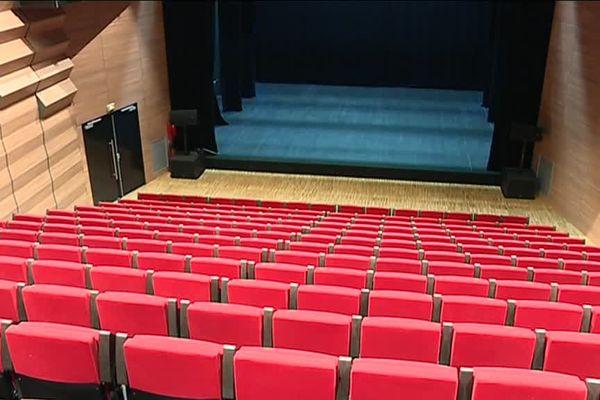 Le théâtre rénové