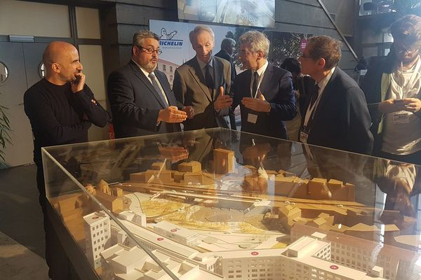 La transformation de la place des Carmes, à Clermont-Ferrand, devrait être effective d'ici l'été 2020.