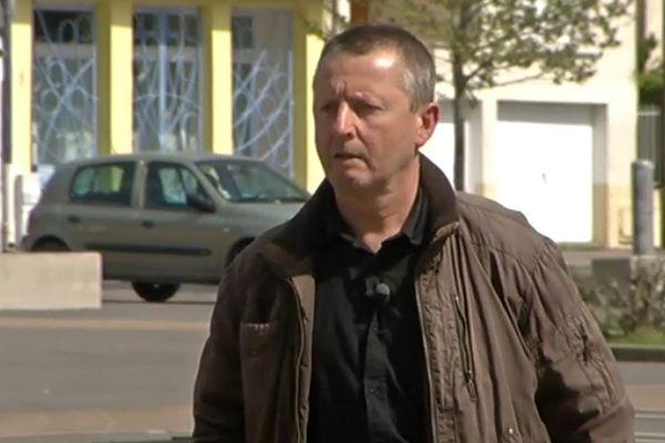 Didier Jambart, atteint de la maladie de Parkinson, a été traité au Requip