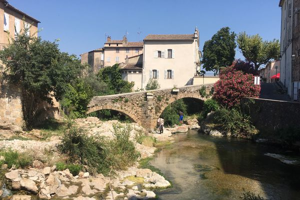 """La commune de Trans en Provence vient d'être labellisée """"commune touristique"""" du Var."""