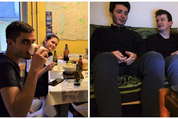 En plein confinement, ces colocataires strasbourgeois redoublent d'ingéniosité pour ne pas s'ennuyer.