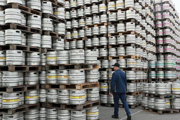 Un grand nombre de fûts de bières et de boissons en tout genre seront acheminés dans les cafés-restaurants de la région ces prochains jours.