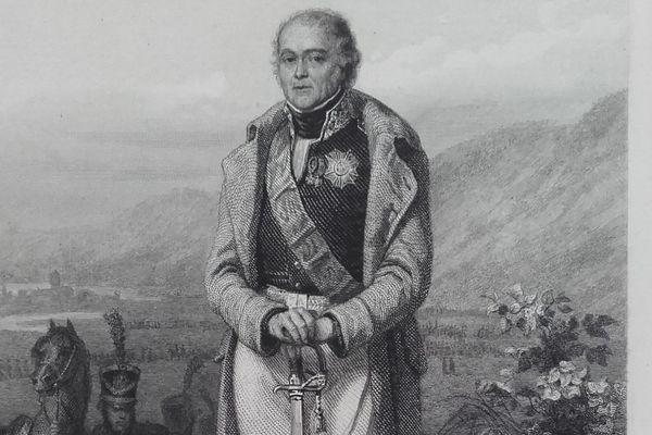 Bertrand grand maréchal du palais.