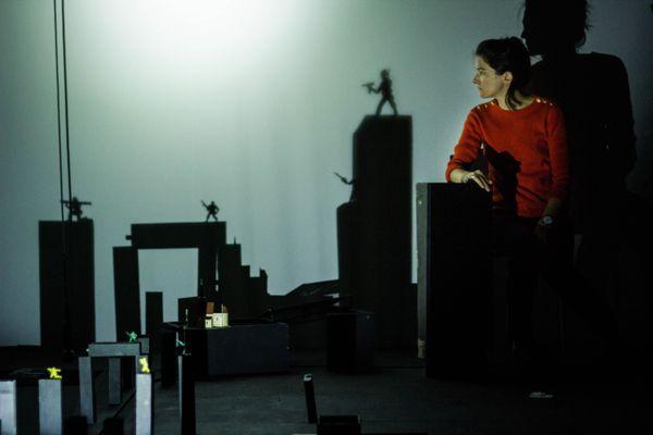 """""""Après les ruines"""", création de la compagnie Pardès Rimonim avec Amandine Truffy"""