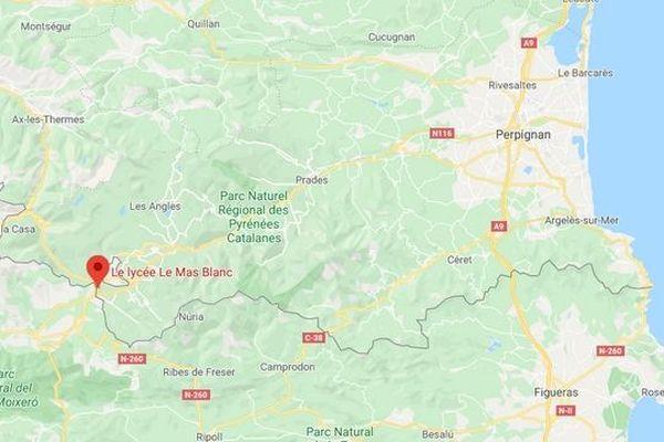 C'est le premier cas de coronavirus dans les Pyrénées-orientales. Un enseignant du lycée agricole de Bourg Madame a contracté le virus. La structure scolaire est fermée jusqu'au 26 mars.