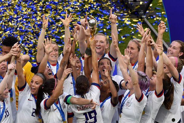 Les Américaines ont remporté la Coupe du monde féminine de football 2019.