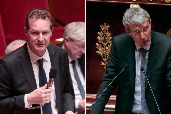 Lionel Tardy, député LR de Haute-Savoie et Michel Issindou, député PS de l'Isère, seront les invités de -Dimanche en Politique Alpes-