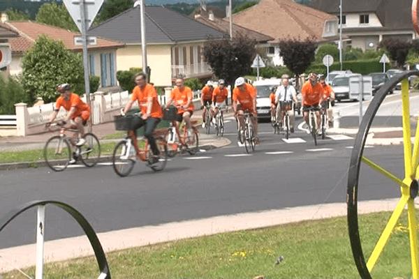 6 d'entre eux ont couru, en 2 jours, la plus longue étape qui va mener les coureurs de Saumur à Limoges