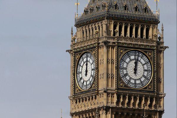 La légendaire horloge pourrait être réduite au silence jusque 2021 - Photo d'illustration