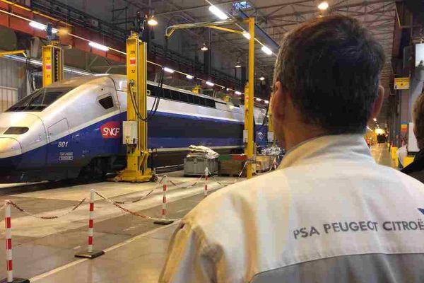 Les salariés détachés à la SNCF pendant 4 ans retournent chez PSA