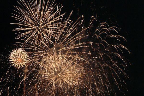 Le feu d'artifice du 14 juillet aura lieu à 22h45 à Bordeaux.