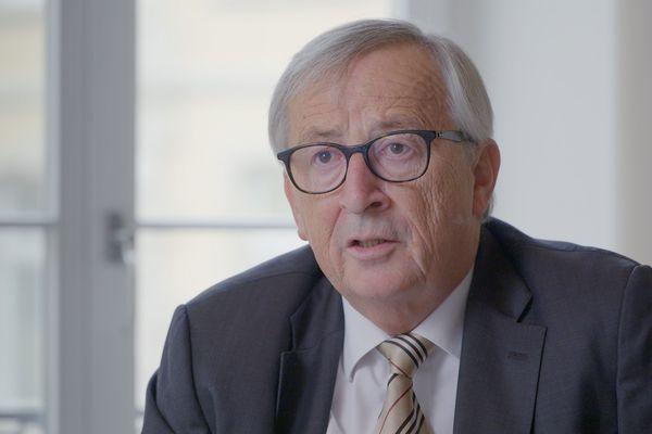 Jean-Claude Juncker, président de l'Union européenne de 2014 à 2019.