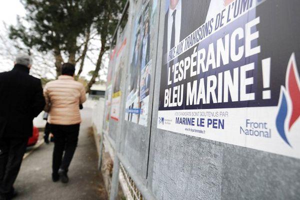 En Franche-Comté, le FN a gagné des voix entre le premier et second tour