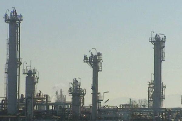 La raffinerie Petroplus de Reichstett a cessé son activité depuis avril 2011