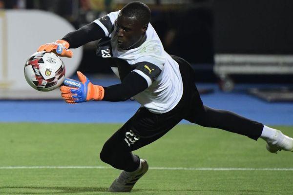 Le Sénégalais Alfred Gomis, finaliste de la Coupe d'Afrique des nations, rejoint le DFCO