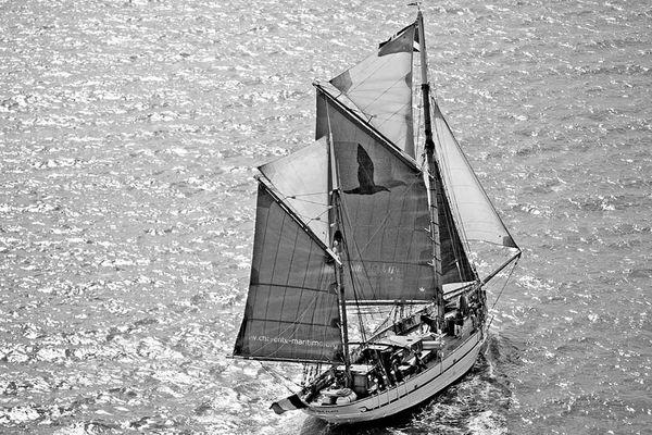 Depuis presque 40 ans, Notre-Dame des Flots est l'ambassadeur de La Rochelle sur toutes les mers du globe.