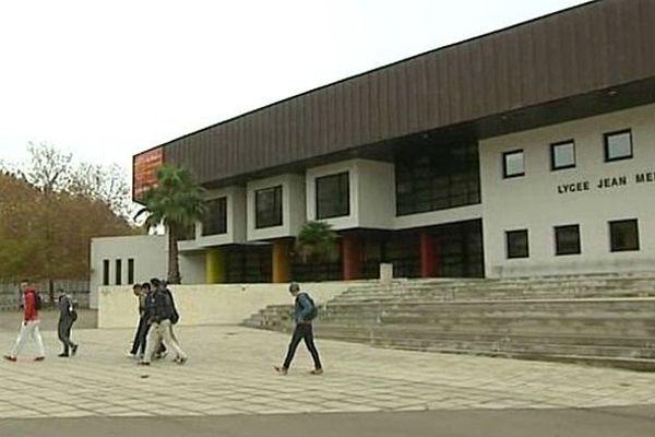 Lycée Mermoz à Montpellier (archives)