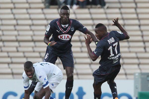 La première victoire des bordelais face à Bastia au stade Chaban-Delmas le 24 août permet à Bordeaux de pointer à la 9e place du classement avec 4 points.