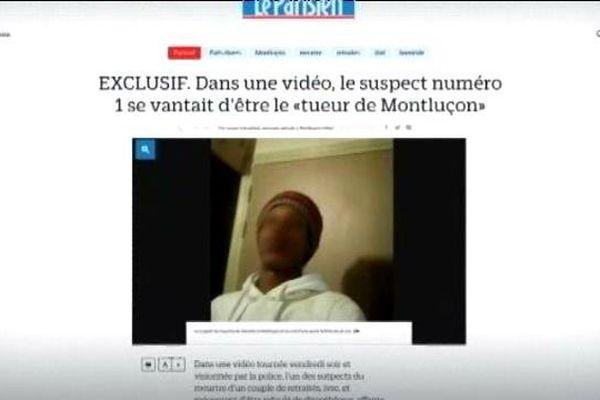 """Dans une vidéo publiée vendredi 10 mars le jeune homme de 18 ans se vantait d'être le """"tueur de Montluçon"""". Ses proches parlent d'une personnalité complexe."""