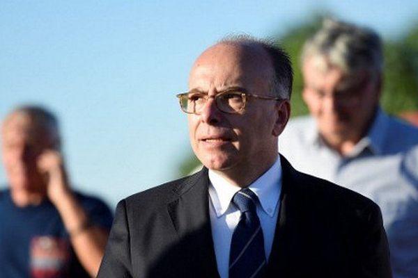 Le ministre de l'Intérieur Bernard Cazeneuve se rendra dimanche dans le Var