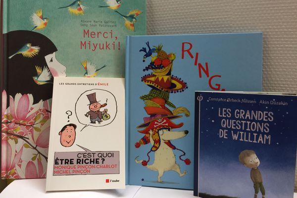 4 livres pour les enfants qui se questionnent