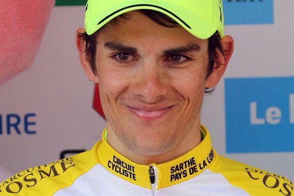 Guillaume Martin remporte la 66ème édition  du Circuit de la Sarthe