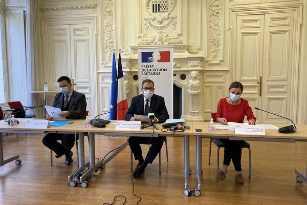 Ce 2 avril, 13,8% de la population bretonne est vaccinée contre la Covid-19 (moyenne nationale: 12,7%) annonce l'ARS.
