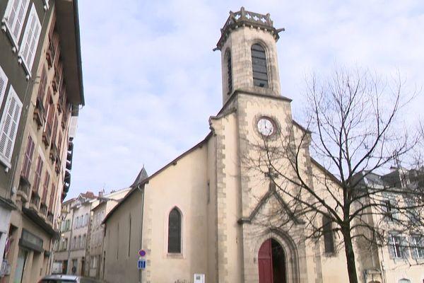 L'église Saint-Jean de Tulle