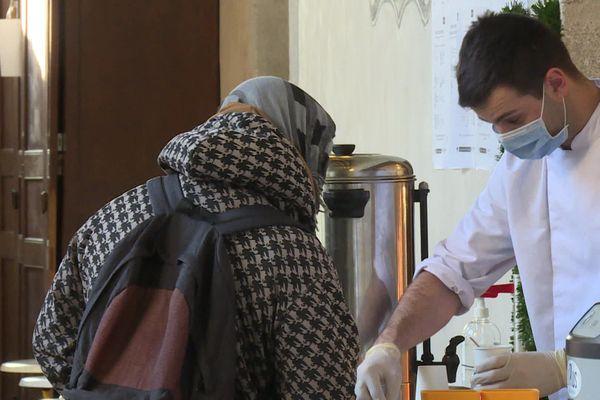 L'association pour l'insertion sociale de Vitré doit s'organiser pour accueillir les sans abris sans risques de contamination à la Covid.