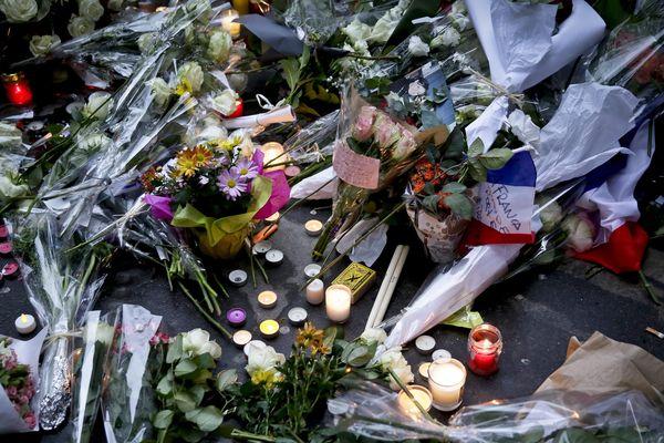 Un an après l'attentat du 13 novembre.