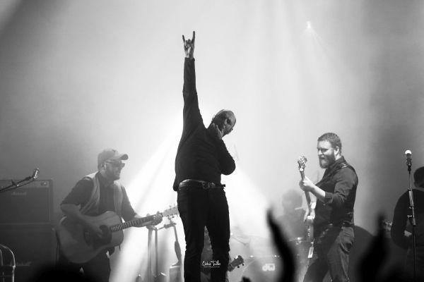 En juin dernier, le groupe de Vichy Agenou a sorti « Des brumes, Des lueurs », son quatrième album.