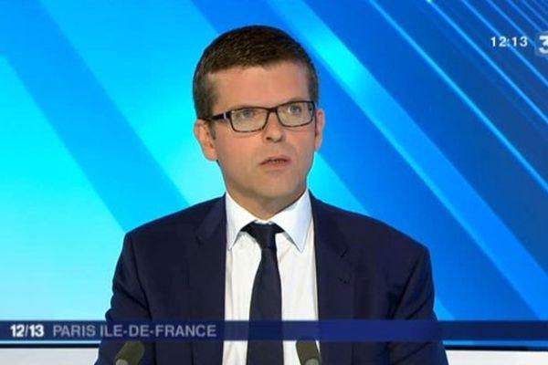 M. Carvounas, était l'invité de Samedi Politique sur France 3 Paris Ile-de-France