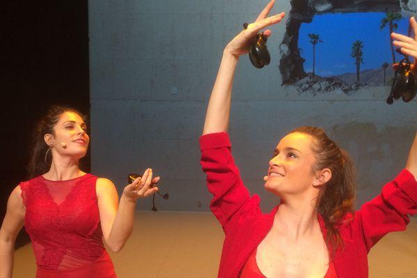 Le ballet Carmen(s) au théâtre national de la danse à Chaillot