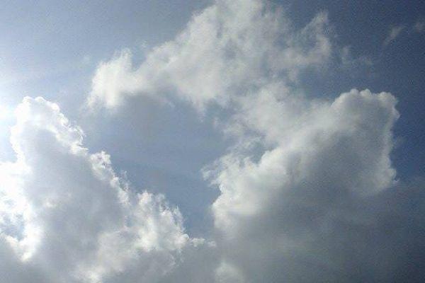 Le Ciel de Boulogne le 21 septembre