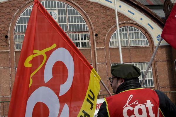 La CGT services publics dépose un préavis de grève du 1er au 30 avril 2020.  Photo d'illustration