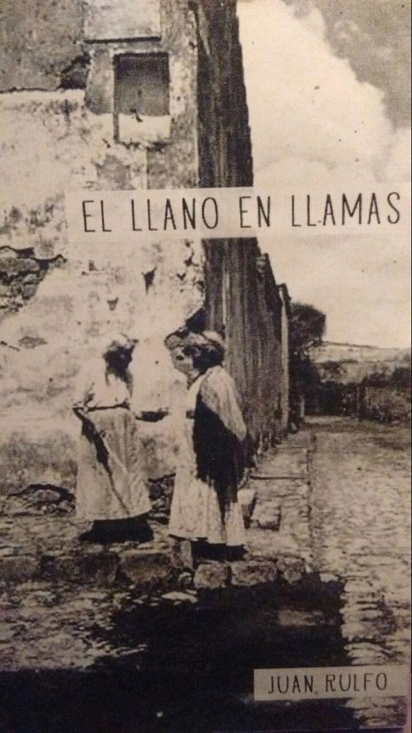 Une édition mexicaine Le llano en flammes, de Juan Rulfo