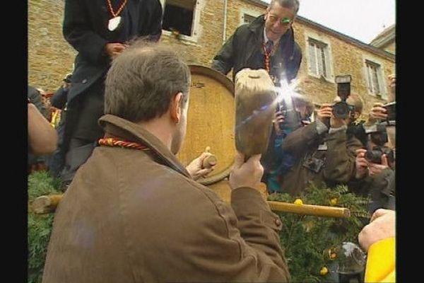 Montigny-les-Arsures avait accueilli la percée du vin jaune une première fois, en 2002