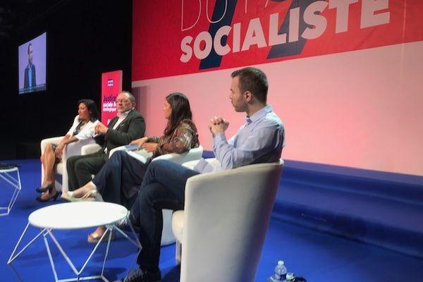 79e congrès du Parti Socialiste, Villeurbanne, le 18 septembre 2021. Un rendez-vous éminemment stratégique à un an de l'élection présidentielle
