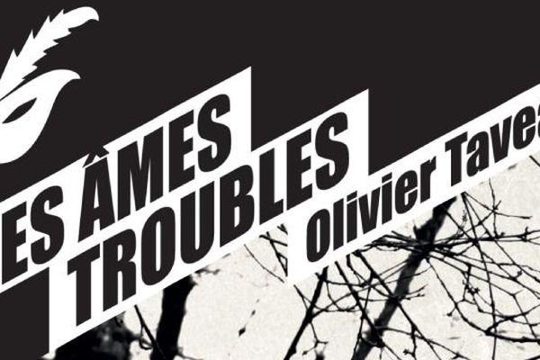 Olivier Taveau recevra le prix du premier roman policier pour son livre Les Âmes troubles jeudi 26 mars 2015 au Festival international du film policier de Beaune.