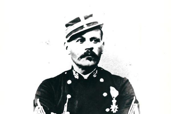 le capitaine Philippe Maine