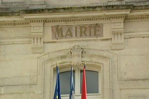 La mairie de Castelnaudary (Aude) - archives