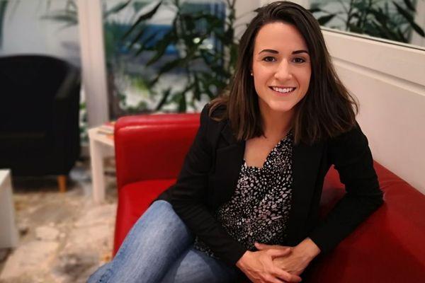 Melissa Plaza ex-joueuse de football milite pour l'égalité dans le sport