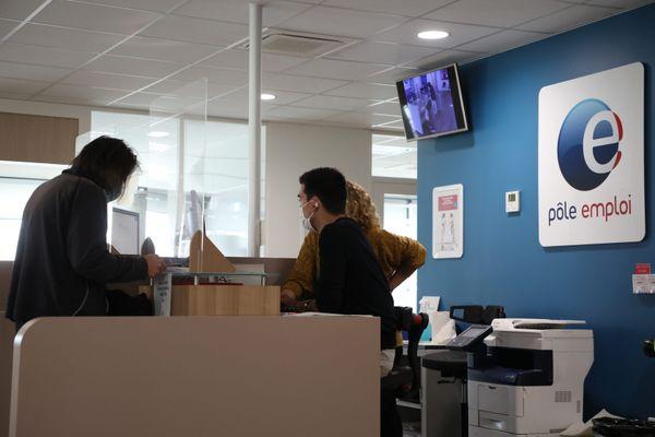 La région Centre-Val de Loire enregistre une évolution favorable du taux de chômage. Photo d'illustration