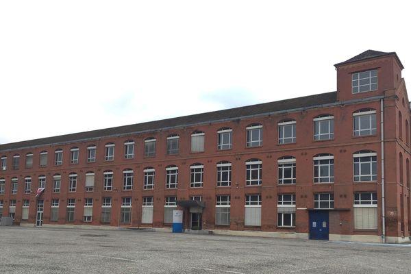 L'un des trois bâtiments faisant partie du projet KM0