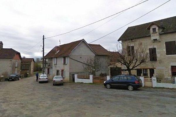 Laramière, un petit village du Lot