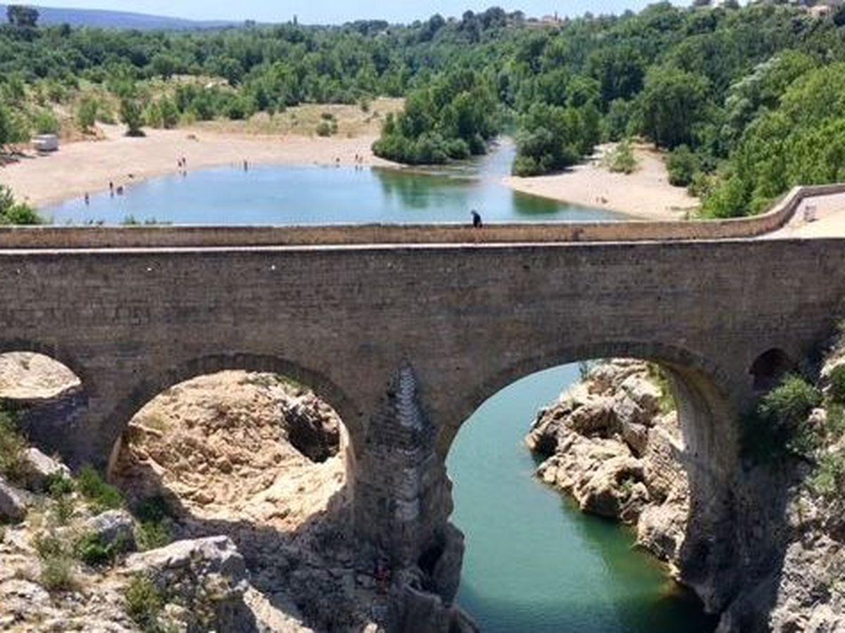 Aniane Nouvel Accident Au Pont Du Diable Malgre La Baignade Interdite
